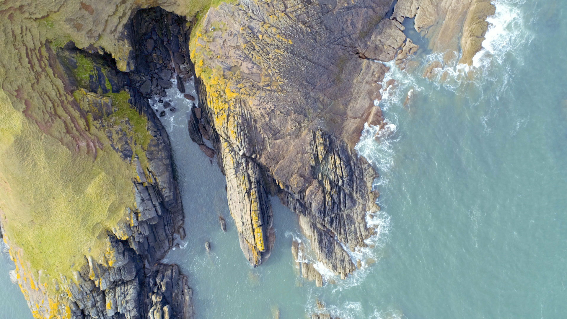 Siccar Point | Hutton's Unconformity | Scotland